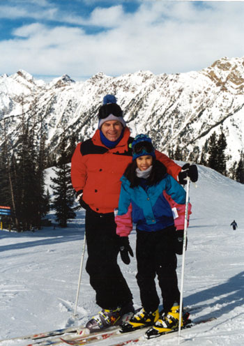 Snowbird on New Years 2001