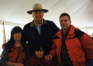 Fess Parker and us